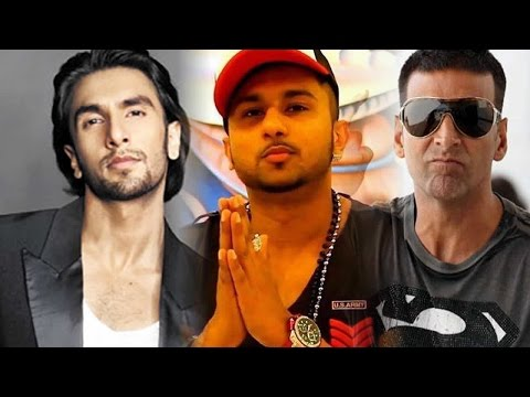 Akshay Kumar And Ranveer Singh Are Desi: Honey Singh