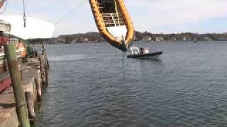 Boat Drop Test