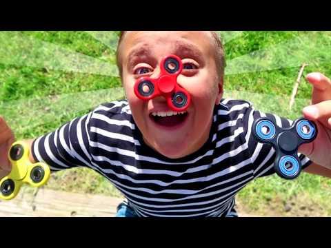 10 СЛУЧАЕВ, когда У ДЕТЕЙ были ПРОБЛЕМЫ из-за СПИННЕРОВ