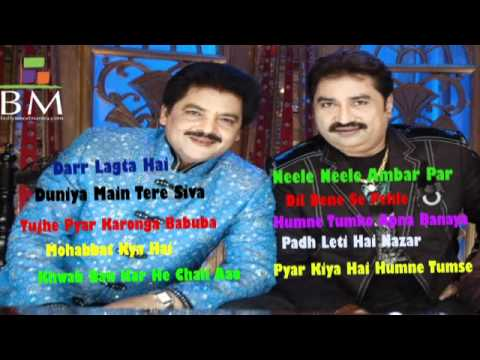 Udit Narayan &amp; Kumar Sanu Songs Playlist (Click On The Songs)