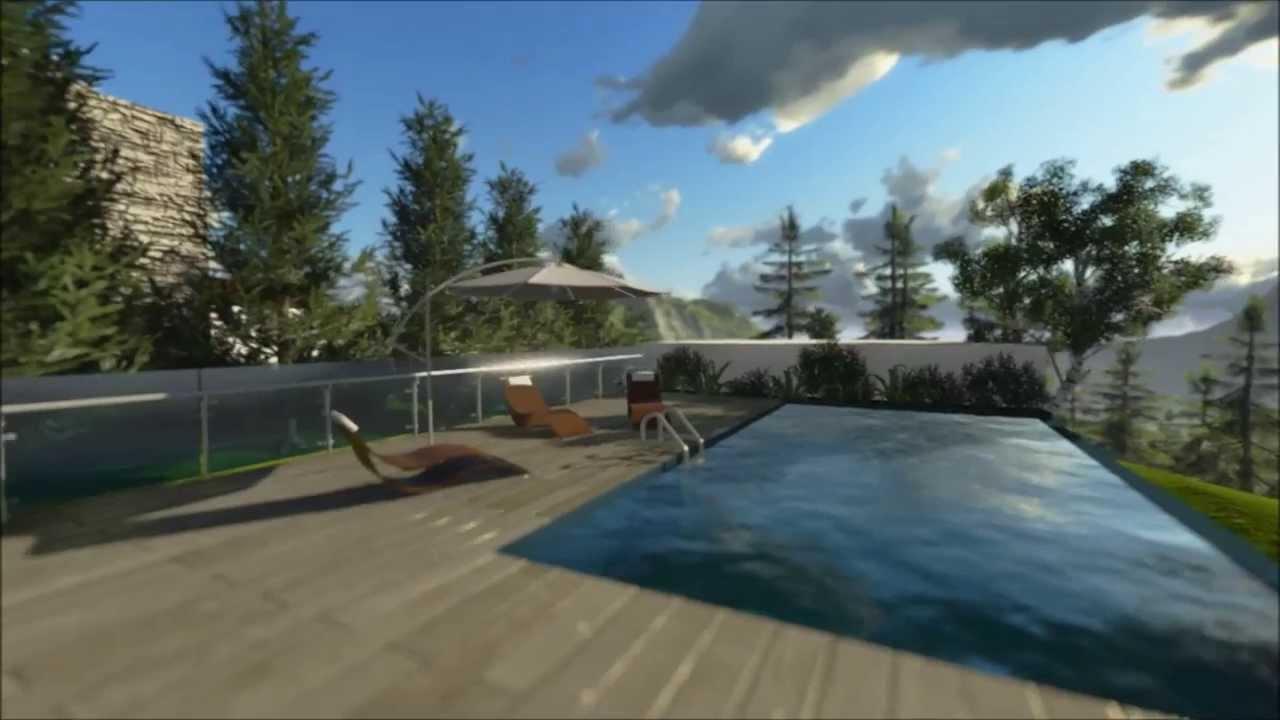 Casa en la monta a youtube - Casas en montanas ...