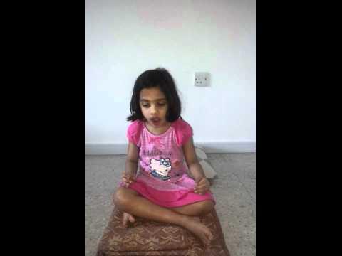 Thwisha's Shubham Karoti Kalyanam video