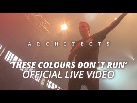 Architects - These Colours Don´t Run (Live @ Impericon, 2013)
