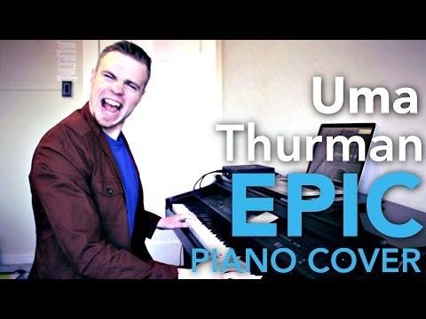 """Uma Thurman"" Piano Sheet Music Uma Thurman Song"