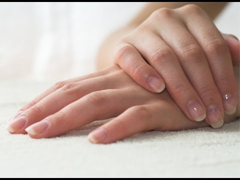 Natural Nail Care Tutorial! How Care For & Keep Natural Nails Beautiful. Strong & Healthy!