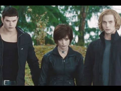 Twilight Saga: Eclipse TV Spot