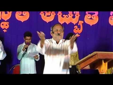 Fr. Sj Berchmans -  Worship At Khammam video