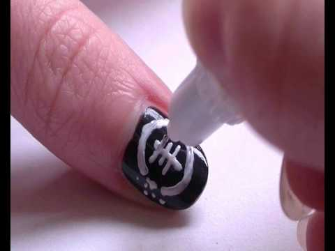 Tokio Hotel Nail Art Video