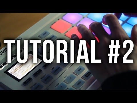 Maschine Mikro Tutorial #2: Recording Patterns