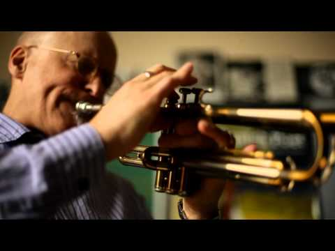 Painting Jazz - The Martin Committee Trumpet