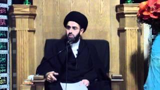 04 Did Abu Bakr Lead the Salat?- Sayed Hossein al Qazwini- Muharram 1436 2014