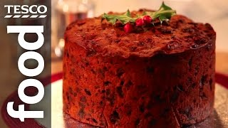 How to make a Christmas cake