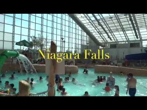 Americana Resort and Waterpark Niagara Falls Canada Review