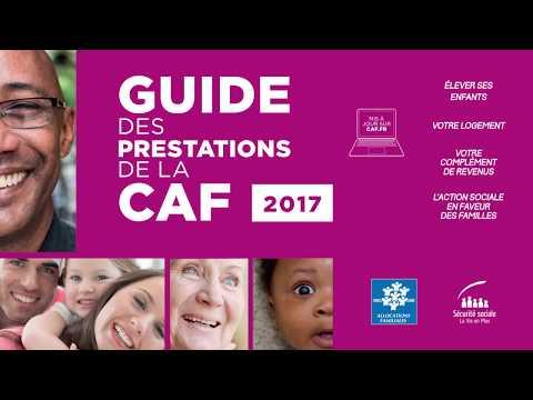 La Caisse d'Allocations Familiales met en ligne un guide des prestations CAF 2017 édition DOM. Hqdefault