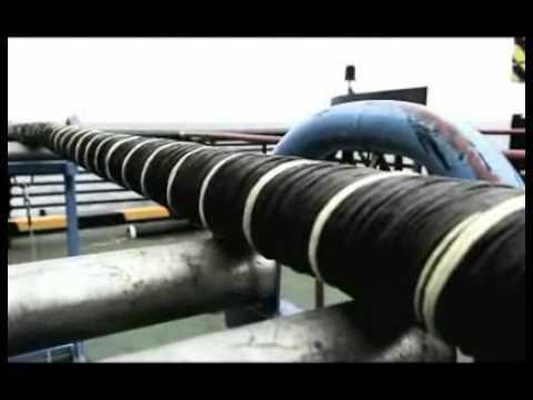 Самая большая ветряная электростанция в мире Horns Rev II