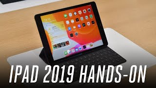 Apple iPad 10.2-inch 2019 hands-on