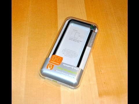Spigen SGP Neo Hybrid EX Vivid Series for iPhone 5
