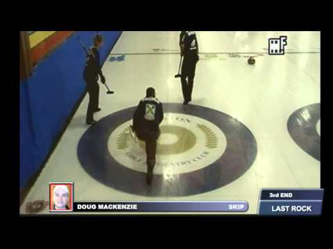 2016 Canadian Mixed Curling Championship: Nova Scotia vs Northwest Territories