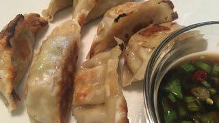 How to cook frozen gyoza dumplings