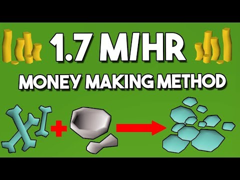 How to Make 1.7M/hr with NO Skill Requirements! - Oldschool Runescape Money Making Guide [OSRS]