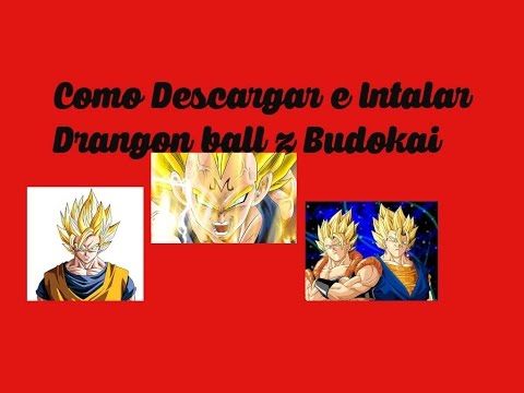 como descargar y intalar dragon ball z budokai 3 loquendo