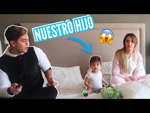 24 HORAS SIENDO MAMÁ  / Kimberly Loaiza