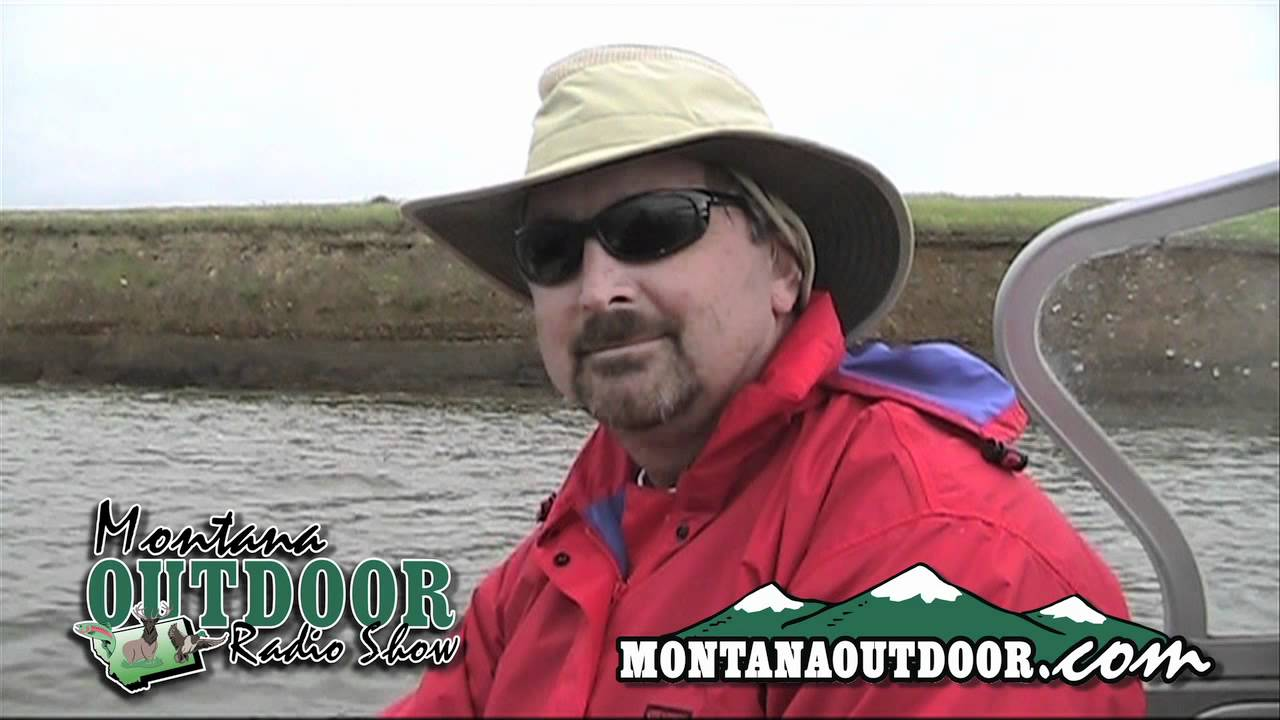 Walleye fishing on the missouri river in south dakota for Missouri river fishing report south dakota