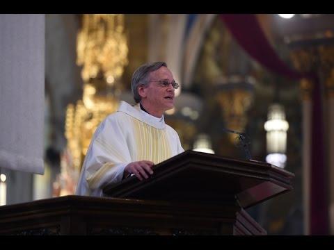 Rev. John I Jenkins, C.S.C., remembers Rev. Theodore M. Hesburgh, C.S.C.