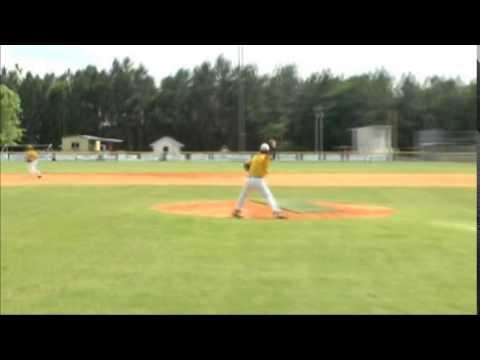 Crisp Academy's baseball team practices in the heat - 05/21/2014