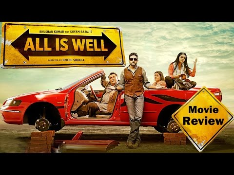 All Is Well - Full Movie Review in Hindi | Abhishek Bachchan, Asin, Rishi Kapoor