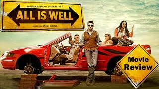 All Is Well - Full Movie Review in Hindi | Abhishek Bachchan, Asin | Bollywood Review