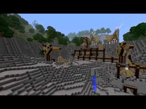 #Minecraft: Awesome Mine Build Showcase