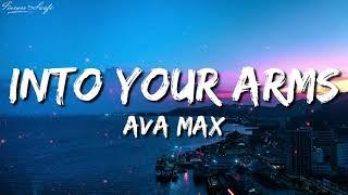 Download lagu Witt Lowry - Into Your Arms (Lyrics) ft. Ava Max - [No Rap]