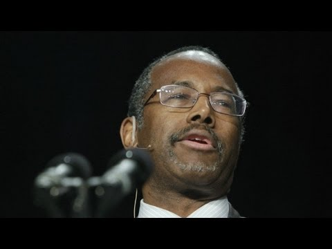 Ben Carson says white liberals are 'racist'