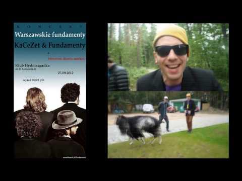Kacezet & Rastamaniek & Fundamenty - HYDROZAGADKA 27.09 - zajawka koncertowa