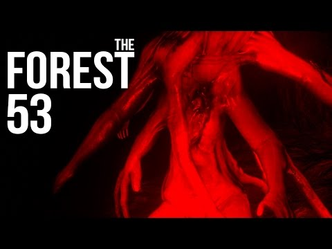 THE FOREST [HD+] #053 - Galoppel-Heinz und seine Freunde ★ Let's Play The Forest
