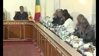 Paul Kagame en visite officielle au Congo