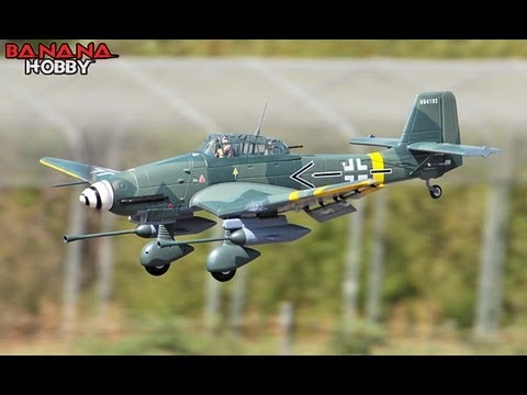 FMS Junkers Ju 87 Stuka Flight Review