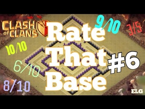 Clash Of Clans - Town Hall 7 - Good War/Trophy Base - Good Defensive Base - Rate That Base #6