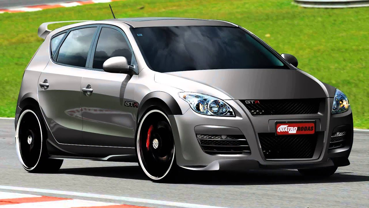 Hyundai I30 Tuning Youtube