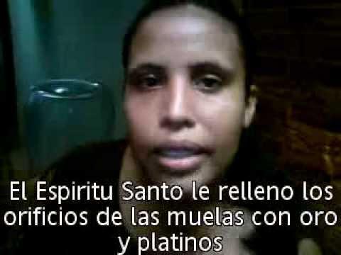 Ministerio  Venezuela .Pastor Luhyi Garcia Olas de Milagros en Venezuelas