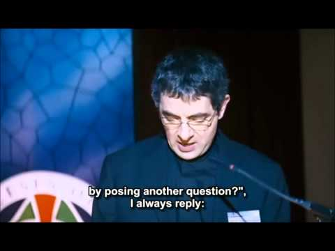 Rowan Atkinson - God's Mysterious Ways