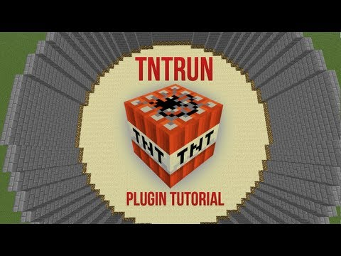 TNT Run - Minecraft Bukkit Plugin Tutorial