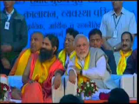 Shri Hari Om Panwar taalkatora Stadium, Delhi On 5 Jan'14,part 4 Of 4 video