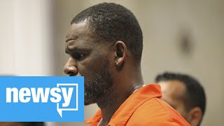 R. Kelly Returns to Court in Chicago