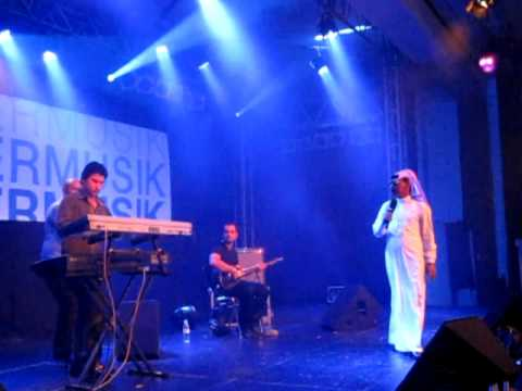 Omar Souleyman Band - 'leh Jani' Live In Berlin, Wassermusik 2010 video