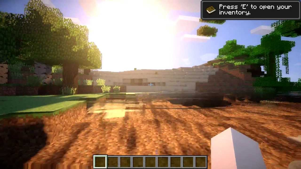 Minecraft Gtx 660 Ti With Sonic Ether S Shaders V10