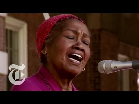 The Last Word: Odetta -- nytimes.com