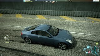 Need For Speed World Infiniti G35 IGC Weekend Special (5 December 2014)