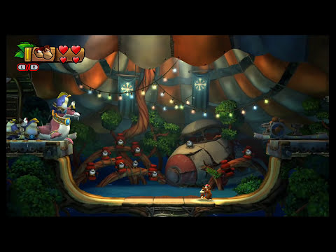 Donkey Kong Country Tropical Freeze (Wii U) Review